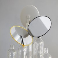 sun-flower-mirror-object